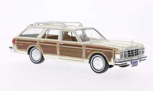 chrysler-le-baron-town-country-hell-beige-holzdekor-1979-modellauto-fertigmodell-motormax-124