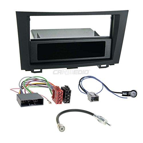 noir mod/èles /à partir de 1999 ACV electronic fa/çade dautoradio 1/–dIN compl/ète pour rover 75 rJ