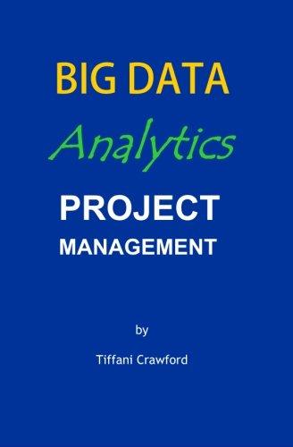 Big Data Analytics Project Management