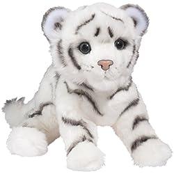 Cuddle Toys Tigre de Peluche 1870 de Color Blanco de 36 cm.