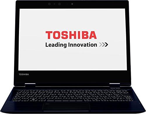 """Toshiba Portégé X20W-D-10Q 2.50GHz i5-7200U Intel Core i5 di settima generazione 12.5"""" 1920 x 1080Pixel Touch screen Blu Computer portatile"""