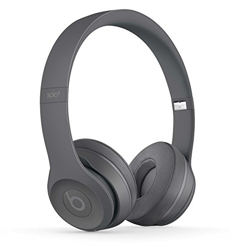 Beats by Dr. Dre Beats Solo3 Wireless Kopfhörer, Neighbourhood Collection, Asphaltgrau