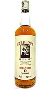 Aberlour - 100% Scotch - 12 year old Whisky by Aberlour