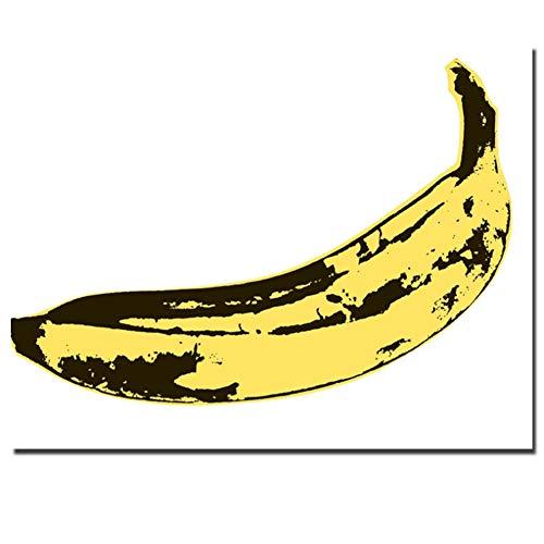 Andy Warhol Pop Art Canvas Painting Banana Print Posters