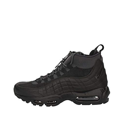 Nike Herren Air Max 95 Sneakerboot Trekking-& Wanderstiefel, Schwarz Black/Anthracite/White 001, 42 EU