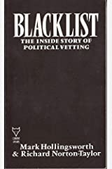 Blacklist: Inside Story of Political Vetting Paperback