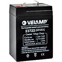 Velamp Batterie au Plomb 6 V 4 AH 0,7 kg