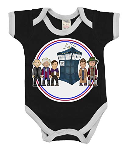 VIPwees Baby Kleidung Babygrow Lords Of Time Boys & Girls Baby ()