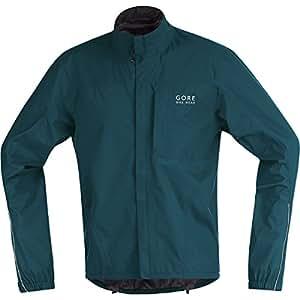 Gore Bike Wear Men's Path Jacket - Petrol Blue, Large