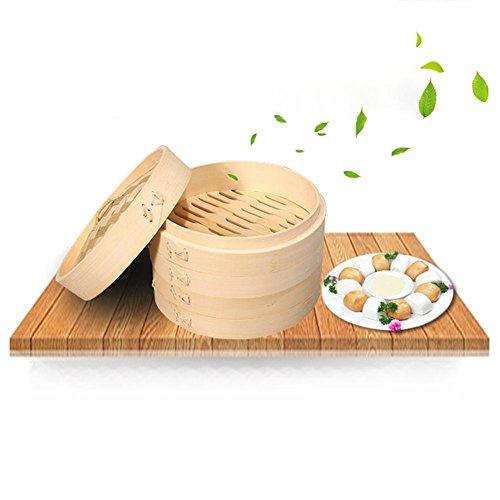 Bambus Dampfgarer Im Vergleich Dampfgarer Vergleich