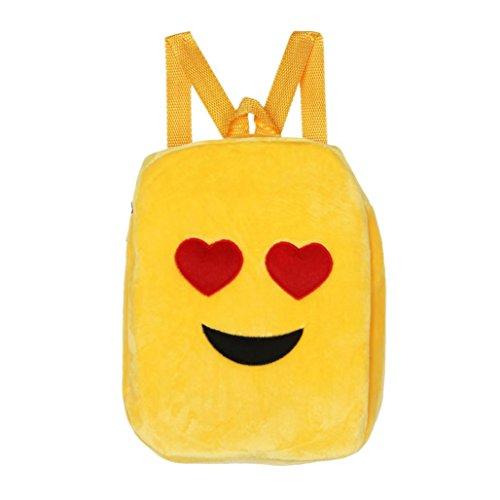 Imagen de bolso kukul linda emoji emoticon bolso de la escuela    bolso de la  e