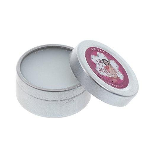 MagiDeal Handgemachte Feste Duftbalsam Parfüm Creme Für Frauen - Rose