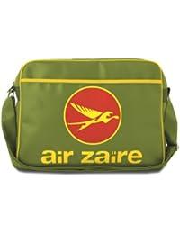 Air Zaire Bag – African Airline Retro Bag - Messenger Bag – Messenger - Sports  Bag – light green - Logoshirt Shoulder… 9f49e89d39dfd