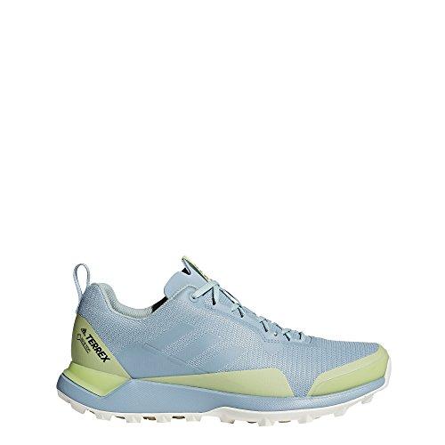 adidas Terrex CMTK GTX Women's Trail Laufschuhe - AW17 gris cendre/gris cendre/jaune pale