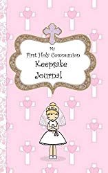 My First Holy Communion Keepsake Journal