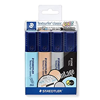 Staedtler 364 CWP10. Rotuladores fluorescentes Textsurfer
