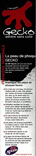 MP GECKO Tourenfelle/Haftfelle Adhaesions – klebt ohne Kleber Fell Ski Snowboard Breite 100 110 120 130 140 Steigfelle Tourenski - 3