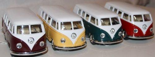 VW T1 Bus Bulli 1962 Modell-Auto Maßstab 1:32 Sortiert Farbauswahhl nicht möglich 1 32 Maßstab Autos