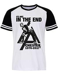 Chester Bennington Not The End T-Shirt