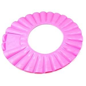TOOGOO (R) Cuffia cappello da bagno doccia morbida per bambini