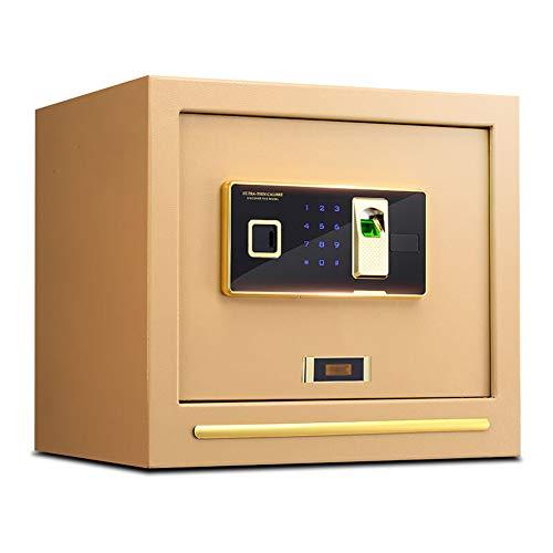 Caja Fuerte de Electrónica Seguridad,Reconocimiento de Huellas Dactilares de Caja de Seguridad,...