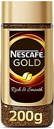 Nescafe Gold Instant Coffee, 200g 2724337980504