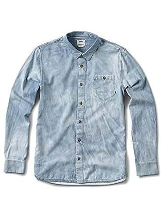 5d3bdf0e11 Shirt Kids Vans Yarmouth Shirt LS Boys: Amazon.co.uk: Clothing