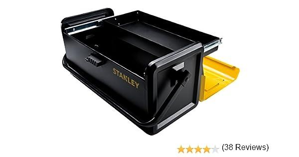 Noir//jaune Stanley STST1-75509 Bo/îte /à outils 19 avec 1 tiroir