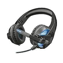 Trust 22896 ışıklı PC Headset Siyah