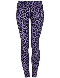 d6098be95c3ed Yying Mujeres Deporte Legging Sexy Leopardo Impreso Yoga Pantalones Fitness  Deportes Pantalones Gimnasio Correr Medias Ropa