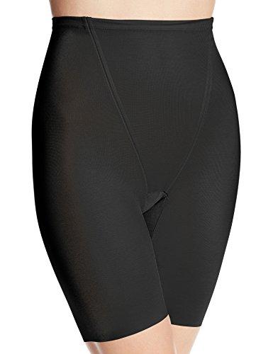 Maidenform Damen Miederpants 2055 Schwarz (BLACK BK)