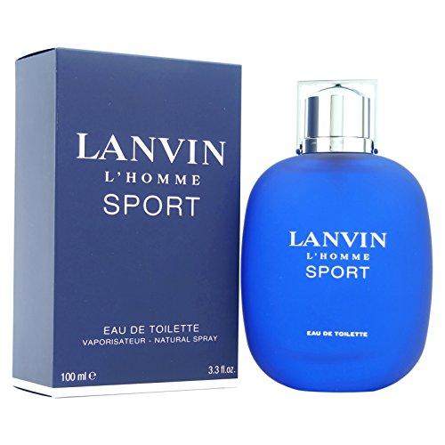 Lanvin L'Homme Sport Eau de Toilette, Donna, 100 ml