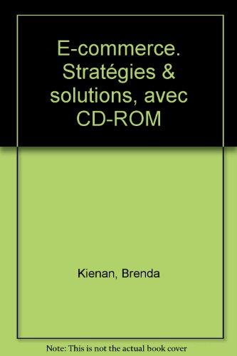 E-commerce : Stratégies et solutions