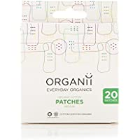 Organii Organic Vegan Cotton 7x2cm Sizes Patches 20 pcs preisvergleich bei billige-tabletten.eu