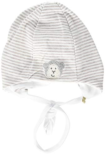 Bellybutton mother nature & me Unisex Baby Binde Inkamütze Mütze Walnuss Melange|Beige 8138, 45 -