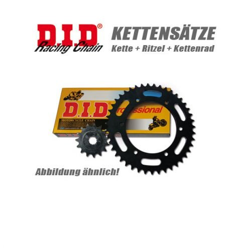 DID O-Ring Kettensatz GSX 600 F, ab Bj.98 -