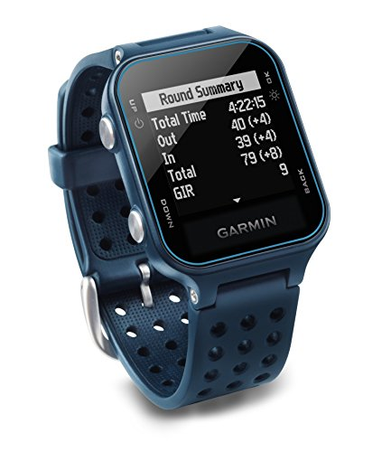 Garmin Approach S20 - Montre GPS de Golf - Bleu