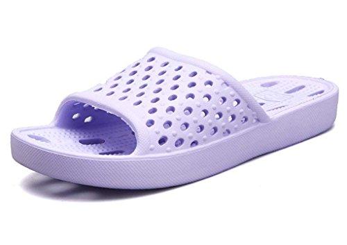 Gudeer pantofole da bagno antiscivolo per doccia sandali da bagno piscina ad asciugatura rapida da donna o da uomo