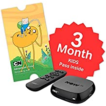 NOW TV Box with 3 Month Kids Pass and Sky Store Voucher