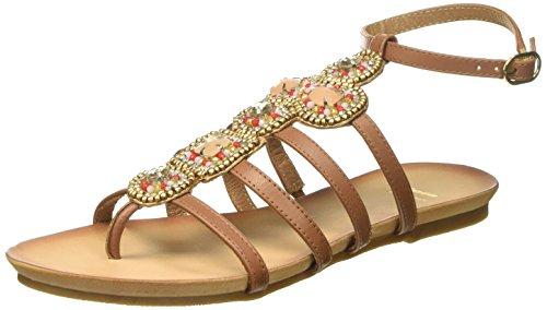 Bata 5643461, sandali con tacco donna, marrone, 39 eu