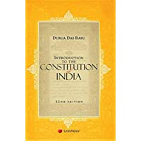 Introduction to the Constitution of India(Old Edition)