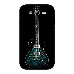 Cute Greenish Print Guitar Back Case Cover for Galaxy Grand Neo Plus