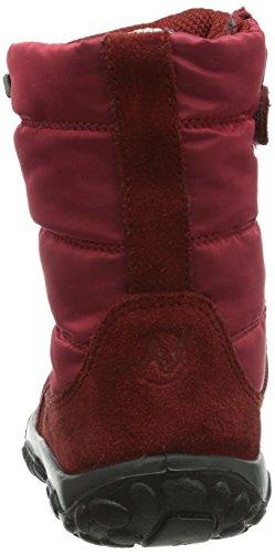 Naturino NATURINO POZNURR Unisex Baby Lauflernschuhe Rot (Granata)