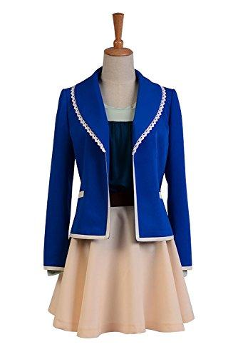 No Sama Kostüm Uta Prince Cosplay - Uta no Prince sama: Maji Love Revolutions Haruka Nanami Uniform Cosplay Kostüm Maßanfertigung