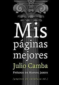 Mis Páginas Mejores par Julio Camba