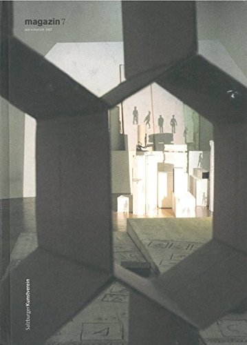 Magazin [7]: Jahresbericht des Salzburger Kunstvereins 2002