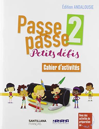 PASSE PASSE-PETITS DEFIS 2 CAHIER ANDAL