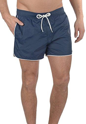 Blend Zion Herren Swim-Shorts Kurze Hose Badehose, Größe:XXL, Farbe:Navy (70230)