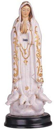 StealStreet Our Lady of Fatima Heiligen Figur Religiöse Dekoration Decor, 12,7cm (Fatima-statue)