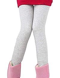 Smart Winter Mädchen Kinder Fleecefutter Dick Warm Hose Stretch Leggings Hose